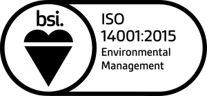 BSI Assurance ISO 14001-2015 logo