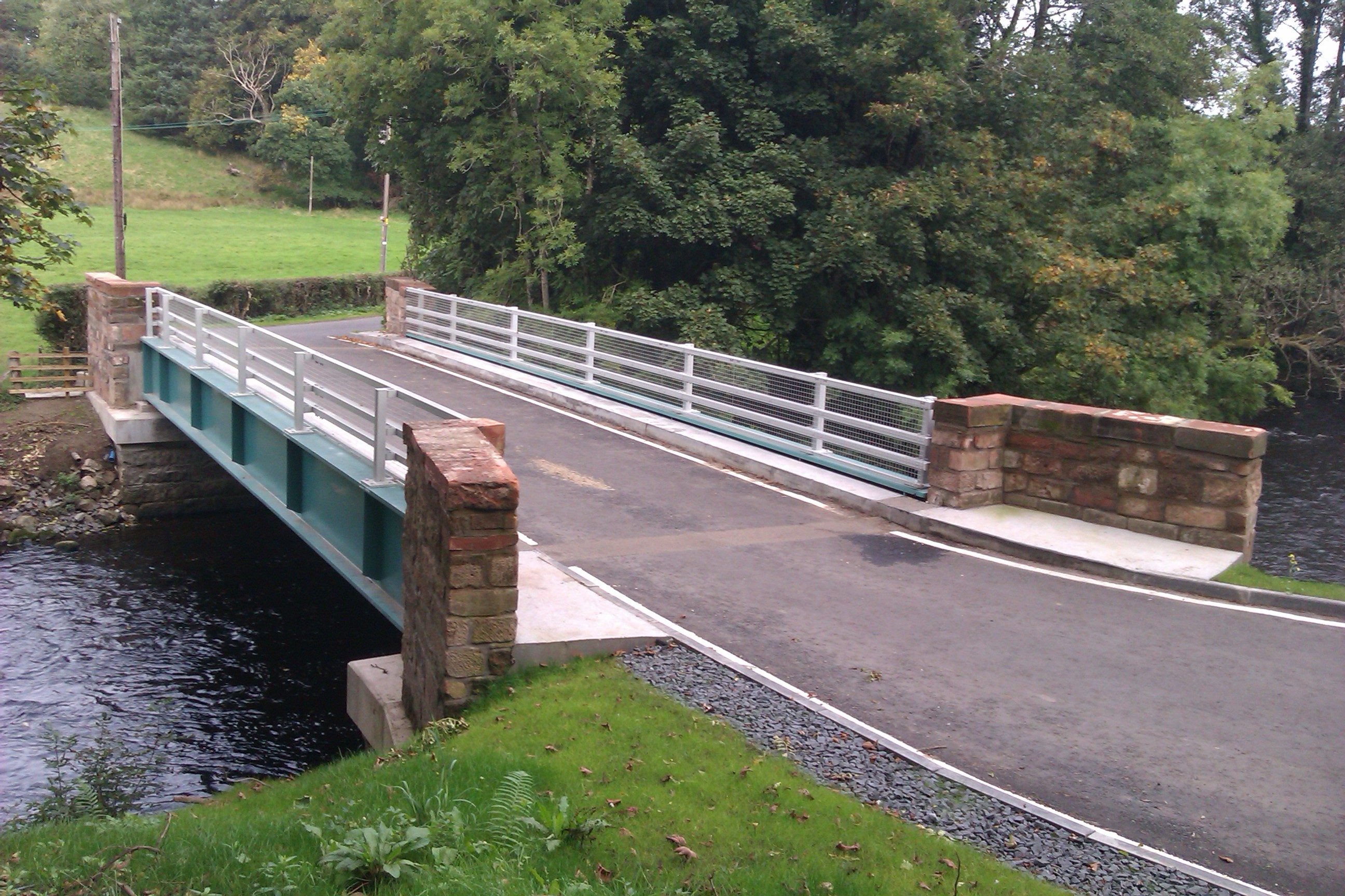 Skeldon Road Bridge Replacement 1